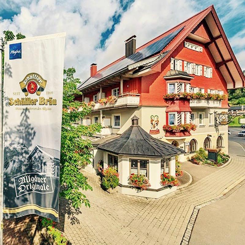 Destination Baumchalets Allgau